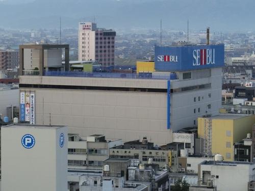 西武福井店本館の紹介 地図〈アクセス〉と写真 | 福井県福井市