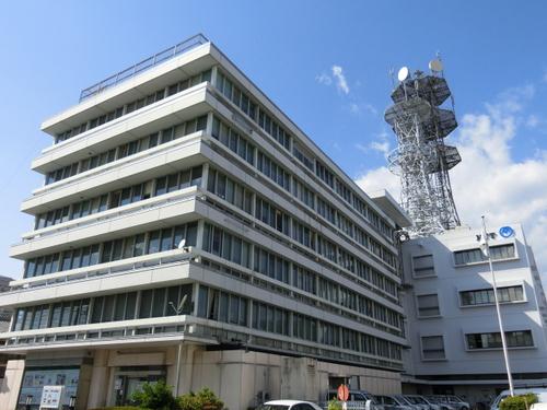 NTT東日本甲府ビルの紹介 地図〈...