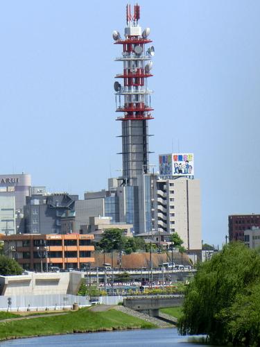 NTTドコモ水戸ビル