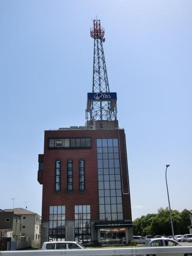 茨城放送本社 茨城放送本社の紹介 地図〈アクセス〉と写真   茨城ビル景 TOP &gt