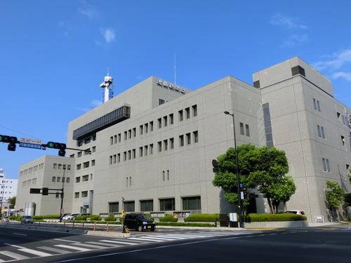 新聞放送会館/徳島新聞社本社ビルの紹介 地図〈アクセス〉と ...
