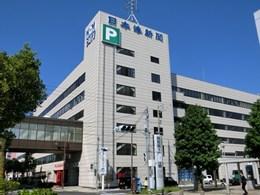 新日本海新聞社本社ビルの紹介 地図〈アクセス〉と写真 | 鳥取県鳥取市