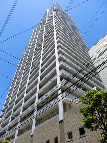 ライオンズマンション大阪スカイタワーの地図と写真【タワー ...