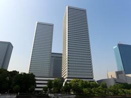 TWIN21・OBPパナソニックタワー...