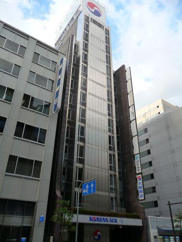 大韓航空ビルの紹介 地図〈アクセス〉と写真 | 大阪市中央区本町