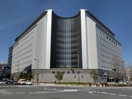 大阪府警察本部庁舎の紹介 地図...
