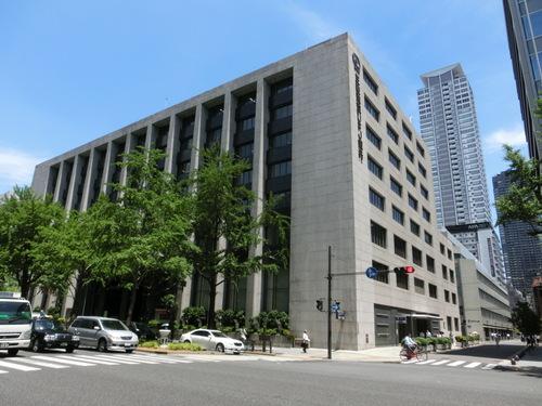 三菱東京UFJ銀行大阪ビル(旧・三和銀行本店) 三菱東京UFJ銀行大阪ビル(旧・三和銀行本店)の