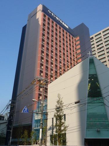 ハートンホテル北梅田の紹介 地図〈アクセス〉と写真 | 大阪市 ...
